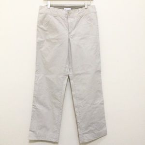 100% Cotton Columbia Hiking Pants